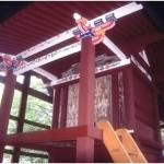 熊川神社本殿