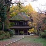 広徳寺山門(市有形文化財)