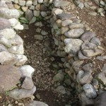 古墳の石室