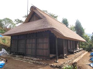 国指定重要文化財(建築物)小林家住宅