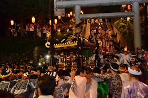 二宮神社祭礼(しょうがまつり)