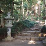 大久野コース 白山神社